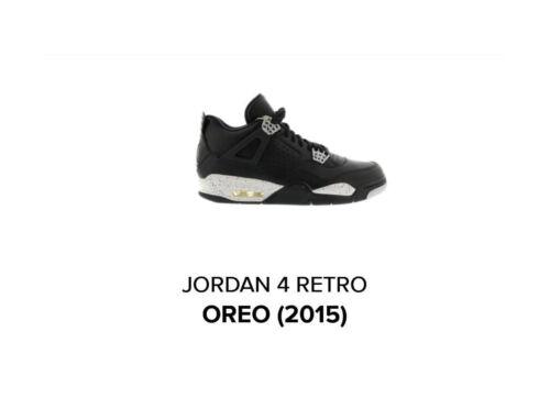 Jordan Buone 2015 Oreo 6 Air 4 condizioni Retro Dimensione Nike Uk ZqnAT4n