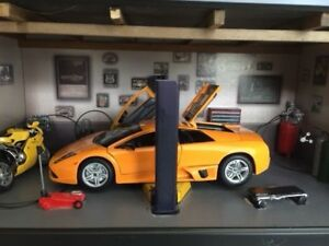 Lamborghini Murcielago 1 18 Finished In Mcclaren Orange Color Ebay