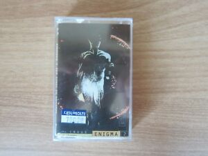 ENIGMA-The-Cross-Of-Changes-Korea-Factory-Sealed-Cassette-Tape-BRAND-NEW