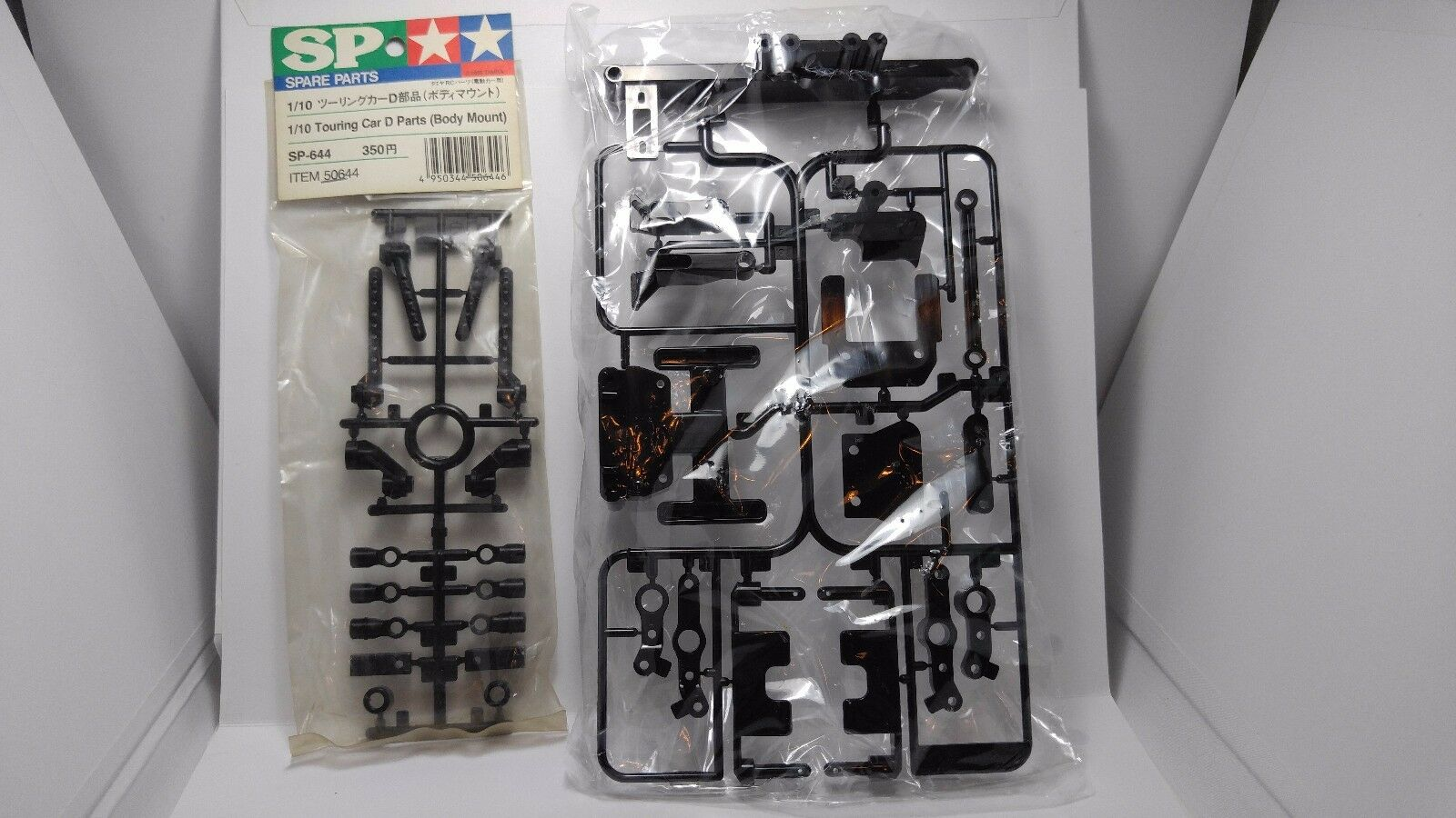Tamiya 53166 TA02 FF01 F.R.P. Chassis Spare J Parts 50644 D PARTS Body Mount