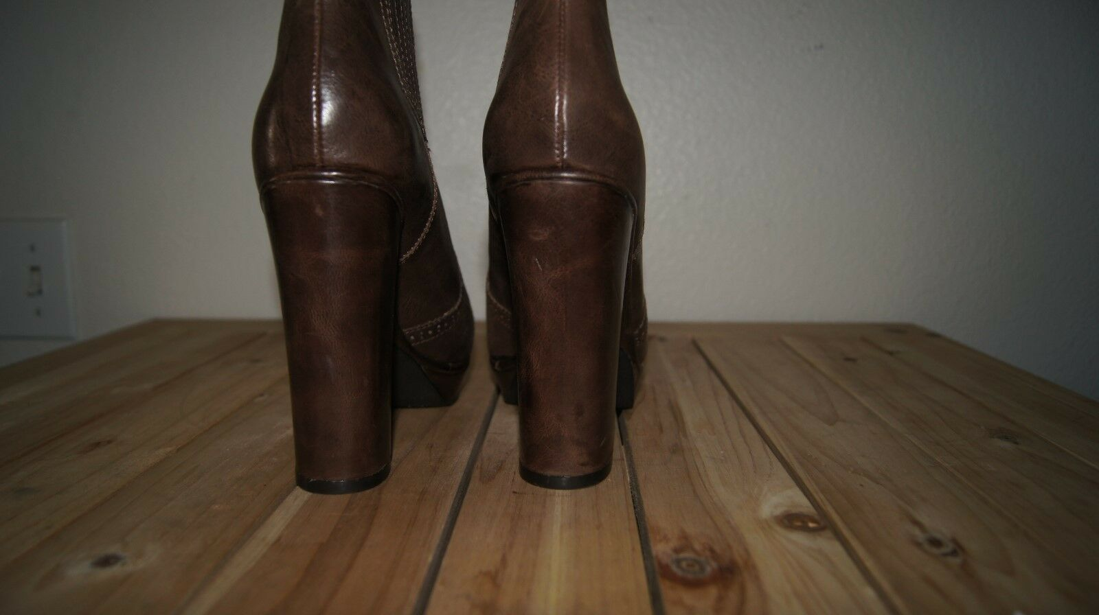 Anthropologie Trouve BOOTS 8.5 HIGH HIGH HIGH HEEL BOOTS 8.5 ANTHROPOLOGIE BOOTS 8.5 39c1d2