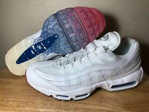 separation shoes 0eec0 929c3 Image is loading Nike-Air-Max-95-Running-Shoes-USA-July-