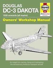 Douglas DC-3 Dakota Haynes Aircraft Manual H5070