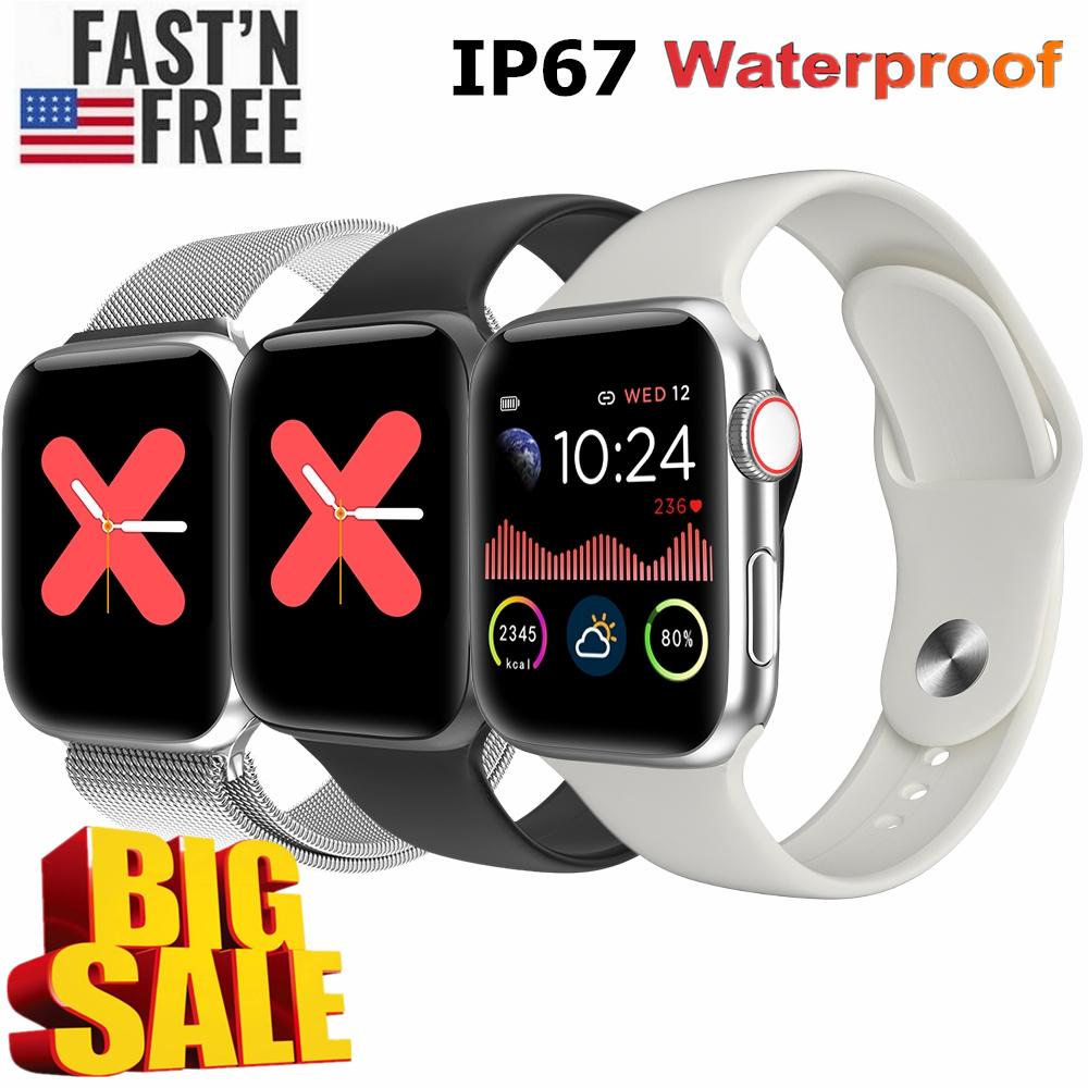 2020 Smart Watch Men Women Series Smartwatch Heart Rate Touch Screen Monitor Featured heart men rate screen series smart smartwatch touch watch women
