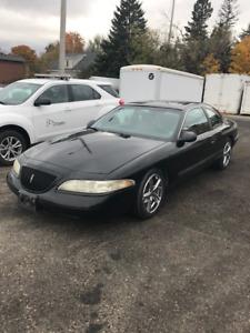 1998 Lincoln Mark Series