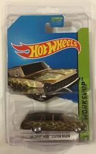 Hot Wheels 2014 SUPER TREASURE HUNT '64 Chevy Nova Station Wagon - Protecto