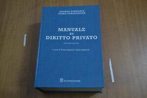 torrente schlesinger manuale di diritto privato giuffre ebay rh ebay it manuale diritto privato trabucchi manuale diritto privato trabucchi
