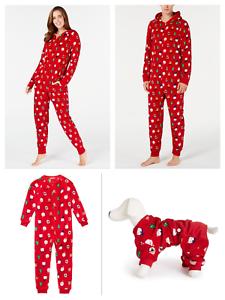 Red Brinkley Plaid Family Matching Christmas Pajamas Set Baby Kids Sleepwear