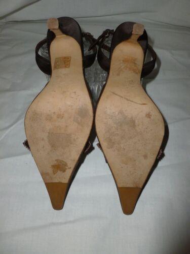 Camino Sling 36 Laura Back Brown 3 Shoes Eu Uk 5 6On7dqnwx