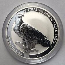 2017 Australian Wedge-Tailed Eagle BU 1oz .999 Silver Bullion Coin