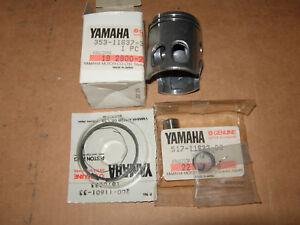 KR Kolbenringe Satz set YAMAHA DT 50 M RD 50 M 80-84 40,50 mm NEU Piston Rings
