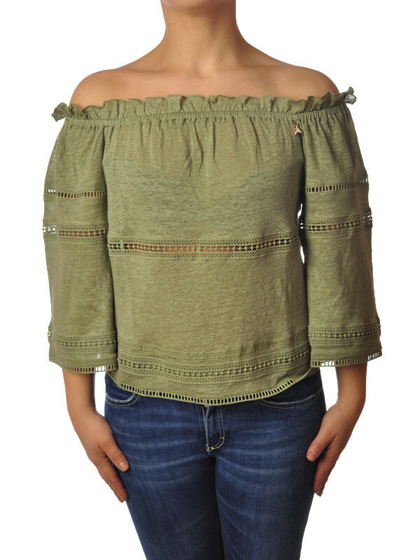 Patrizia Pepe - Knitwear-Sweaters - Woman - Green Green Green - 5192801H184115 64677c
