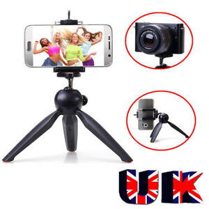 #Mini Small Universal Tabletop Handheld Tripod Compact Digital Camera DSLR Stand 8227731939214