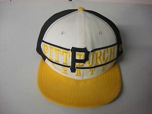 Pittsburgh-Pirates-Snapback-Cap-Hat-New-Era-9Fifty-Green-Underbill-Adjustable