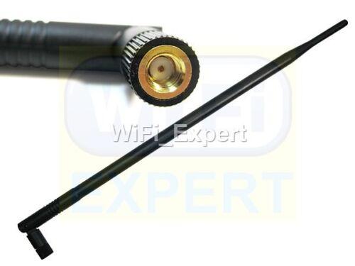 2dBi 6dBi 7dBi 9dBi Dual Band 2.4 Ghz 5.8 Ghz WiFi Antenna RP-SMA and U.Fl cable