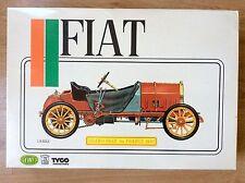 Vintage Pocher 1/8 FIAT 130 HP GP France 1907 K/70 Model Car Kit (12-80 years)
