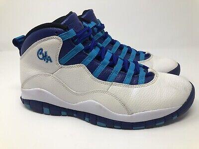 "Nike Air Jordan Retro 10 X ""Charlotte"