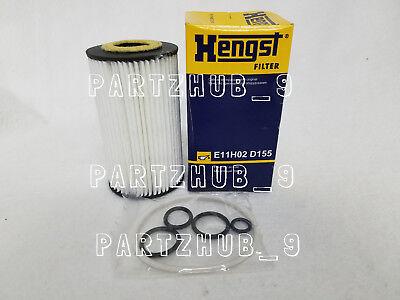 Hengst Fleece Oil Filter Kit