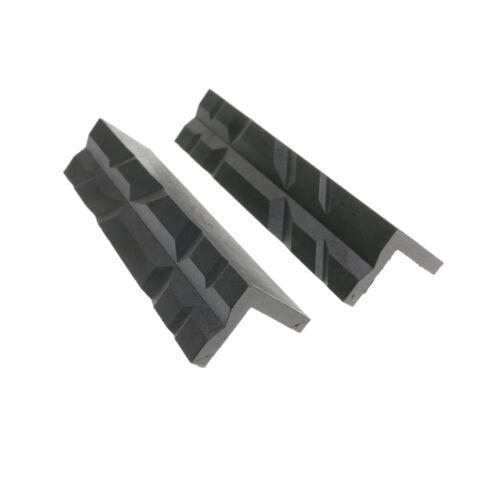 """Magnétique Multi Purpose Étau Mâchoires Pad 6/"""" Longueur METAL Vice Doux Aluminium Outil"""