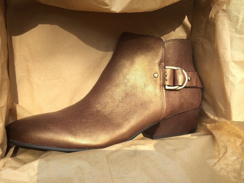 NAKED FEET The Laroto Gold Speck Cowboy Line Dance BRAND BRAND BRAND NEW schuhe damen Sz 10 35a55b