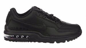 quality design a0b8f bda6c Image is loading New-Nike-Air-Max-LTD-3-Triple-Black-