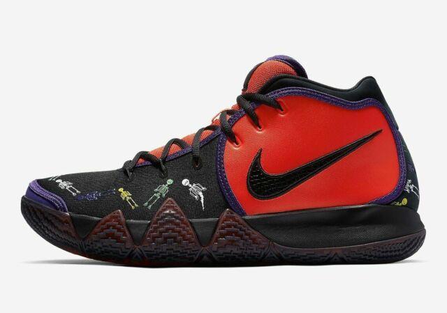 ad6dcbcd497d Nike Men s Kyrie 4 DOTD TV PE 1 Basketball Shoe Ci0278 800 Size 9.5 ...