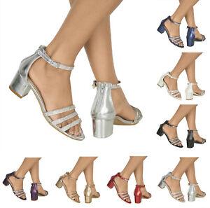 WOMENS-SPARKLY-DIAMANTE-BLOCK-HEEL-STRAPPY-PEEP-TOE-WEDDING-EVENING-PARTY-SHOES