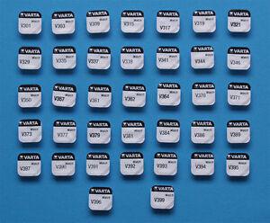 Lot-de-2-Piles-VARTA-1-55v-pour-montre-V301-a-V399