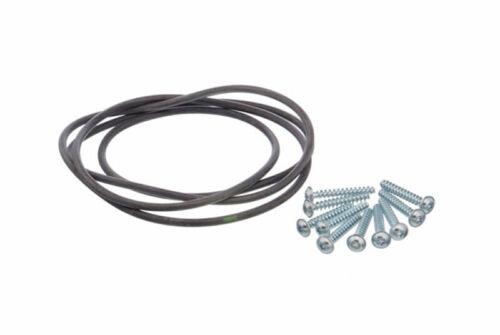 Cuve Joint//Réservoir Joint Gris Bosch 00416886 pour machine à laver