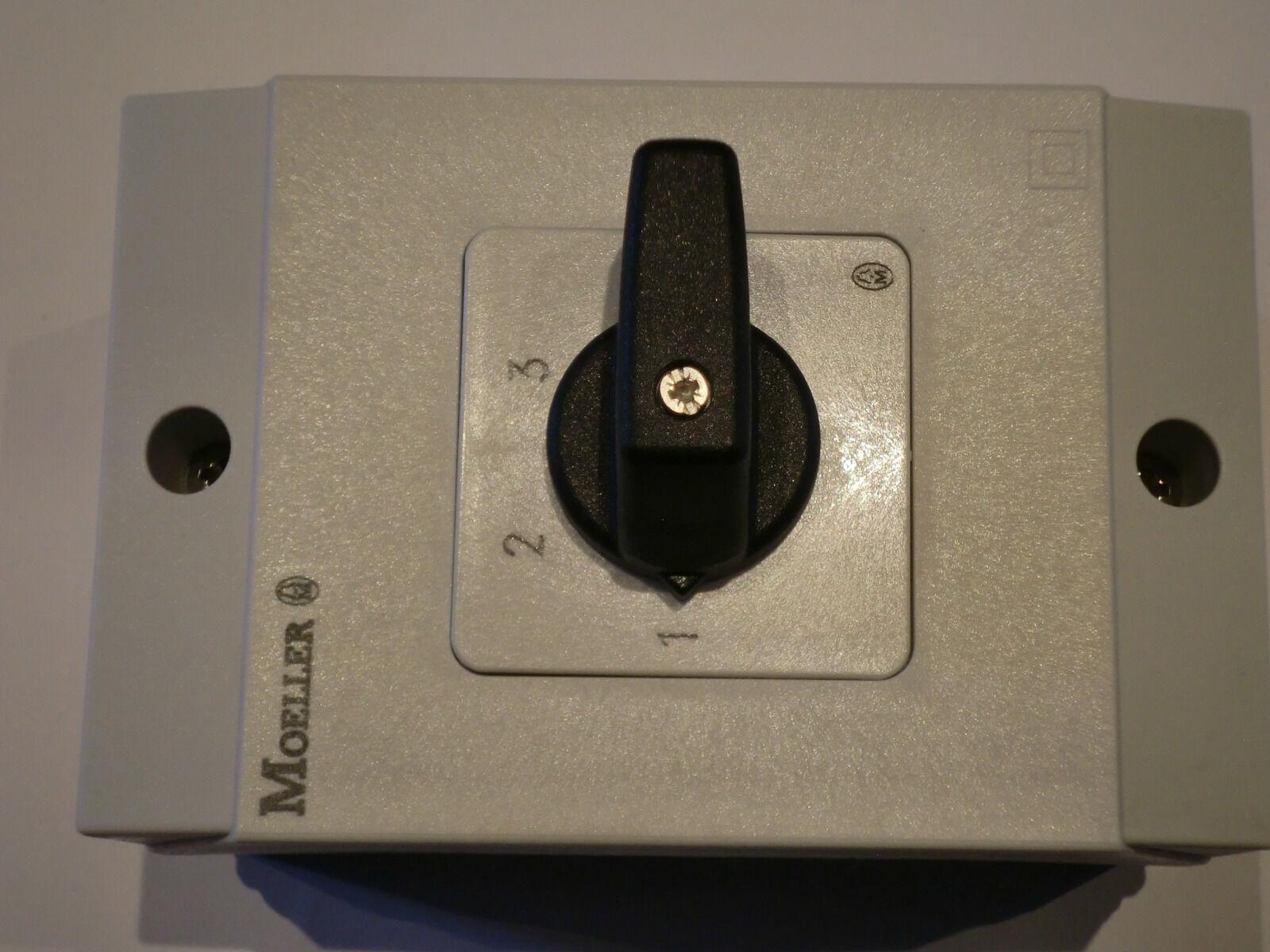 Eaton (Möller) 4-Stufenschalter T0-2-8231 I1 | Vielfältiges neues Design