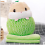 """2018 cadeaux 14/"""" fruits Fat Hamster doll Big Cute Plush Toy Oreillers Girl/'s Holiday"""