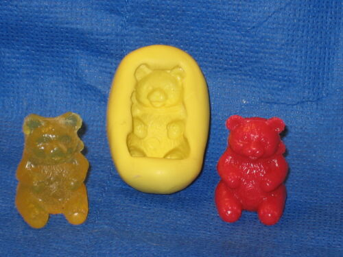 Gummy Bear Silicone Mold 432 For Resin Clay Candy Chocolate Fondant