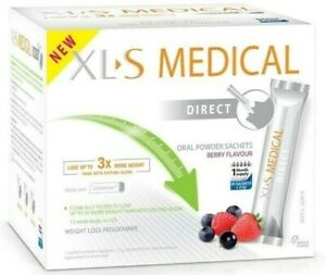 XLS-Medical-Direct-Fat-Binder-Sachets-Berry-Flavour-Top-Value-Choose-Quantity