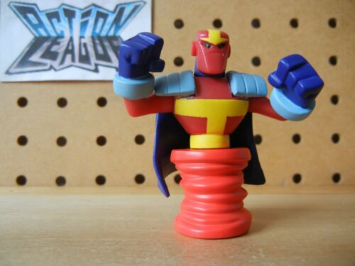 DC Universe Action League B/&B Wave 1 VERY RARE RED TORNADO Brave and the Bold