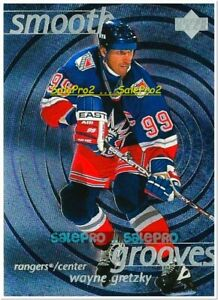 UPPER-DECK-1998-WAYNE-GRETZKY-NHL-NEW-YORK-RANGERS-SMOOTH-GROOVES-MINT-SG1