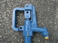 Yard Water Hydrant Hand Lift Best On Ebay Cold Weather Zones 6 Foot Bury Depth