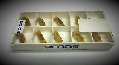10 X SECO LCMF 300808-0800-FT,CP500  WENDESCHNEIDPLATTEN CARBIDE INSERTS