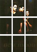 Neca Twilight Movie Moon Series 2 Foil Puzzle 9 Card Chase Set