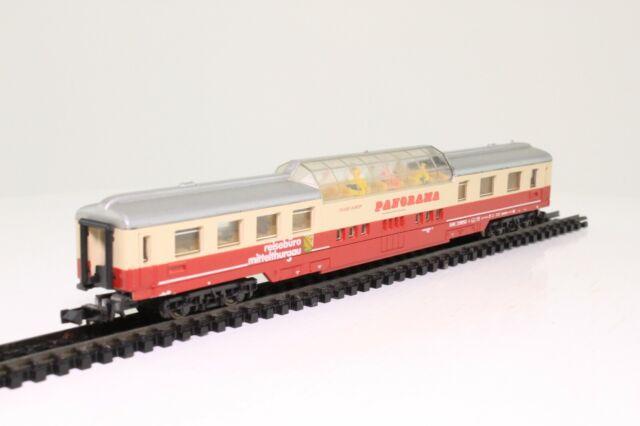 LIMA 320880 Spur N TEE Panoramawagen Rheingold mit Personen und Beleuchtung