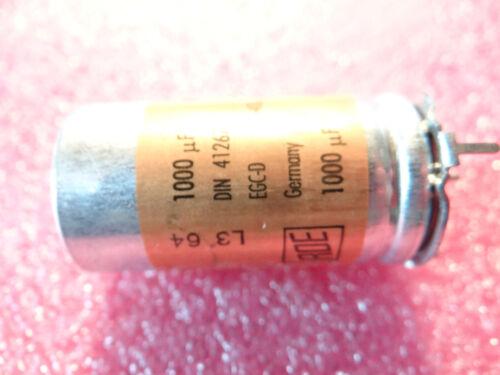 -40 bis +105,Arduino Kondensator ELKO 1000uf 40V Eisenbahn ROE Modellbau
