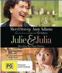 1 of 1 - Julie & Julia (DVD, 2010)