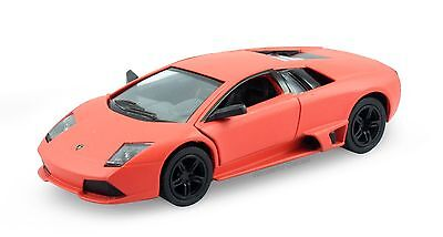 Kinsmart Lamborghini Murcielago LP640 1:36 diecast model car Matte Orange K107
