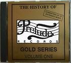 """THE HISTORY OF PRELUDE - GOLD SERIES VOLUME 1"" - FUNK (FRANCE JOLI, ETC...)"