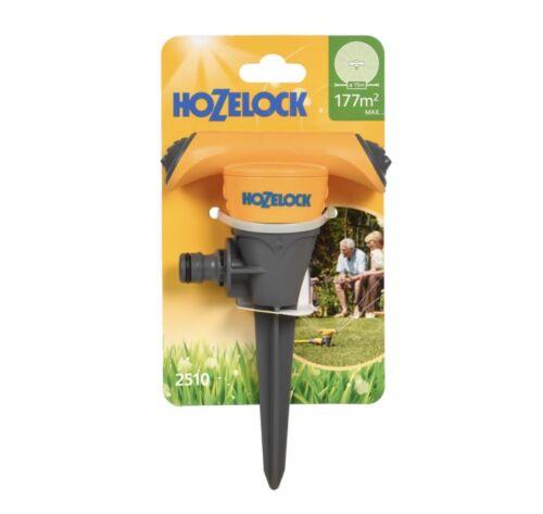 Hozelock Vortex d/'Eau Jardin Ronde Arroseur rotatif 2510 Jardin Arrosage