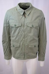 O-039-Neill-Men-039-s-Olive-Green-L-S-Light-Canvas-Field-Jacket-Retail-139-99