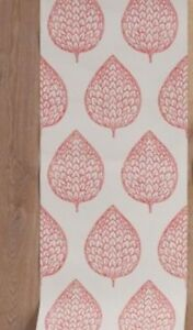 1x-Next-Layered-Leaf-Red-Wallpaper-Roll-Feature-Natural-Batch-2