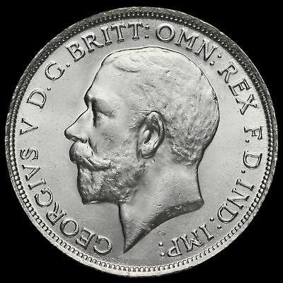 1916 George V Silver Florin, A/BU
