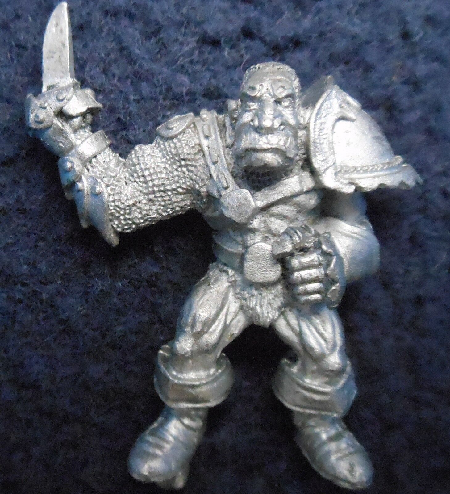 1989 Ogre Bloodbowl 2nd Edition Star Player M Gorg N Throg Big Guy Citadel Ogor