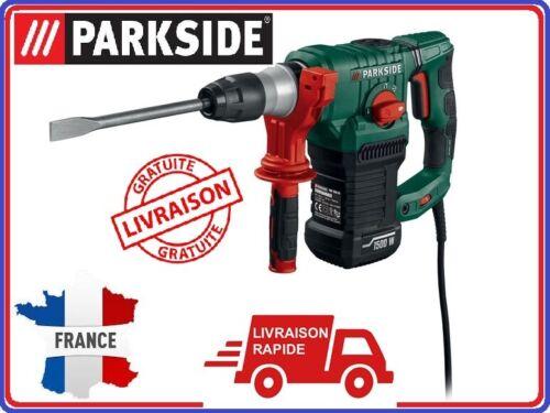 PARKSIDE® Marteau perforateur piqueur burineur SDS-plus PBH 1500 F6 1500 W