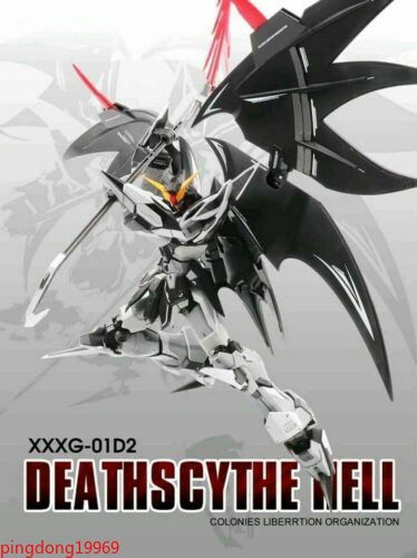 Ny MX -modellllerl (Super Nova)1  100 MG Style XXXG -01D2 dödscythe Hell EW Gundam
